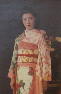 """""""omiai shasin kimono"""""""